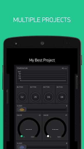 Blynk - IoT for Arduino, ESP8266/32, Raspberry Pi screenshot 5