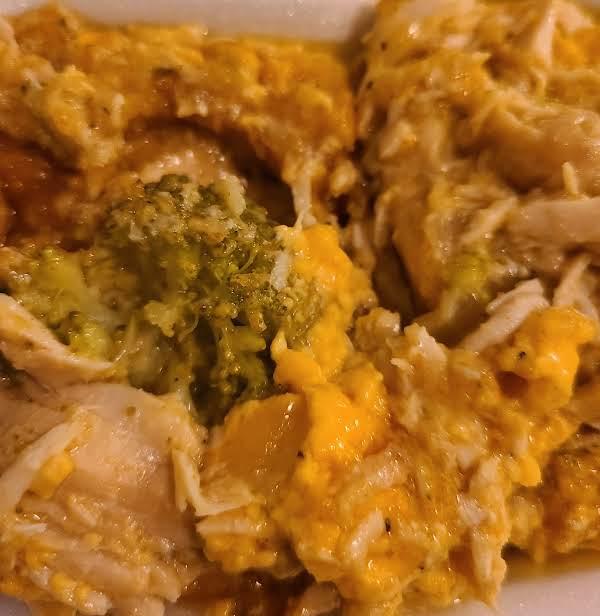 Broccoli Chicken Casserole  Plated Up