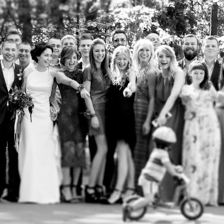 Wedding photographer Ilya Burdun (Burdun). Photo of 19.01.2016