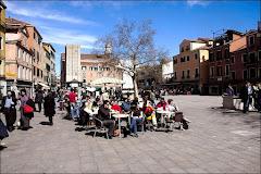 Visiter Campo Santa Margherita