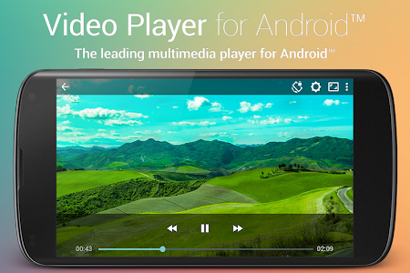 Video Player for Android 1.8 screenshot 144425