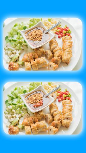 Spot The Differences - Delicious Food Pictures 2 {cheat|hack|gameplay|apk mod|resources generator} 3