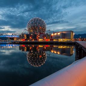 Telus World of Science by Nico Carbajales - City,  Street & Park  Skylines