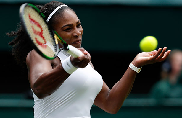 Serena Williams, firme en la cima de la WTA