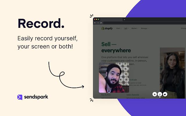 Sendspark Video and Screen Recorder
