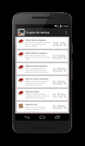 Verben Trainer Aplicaciones En Google Play