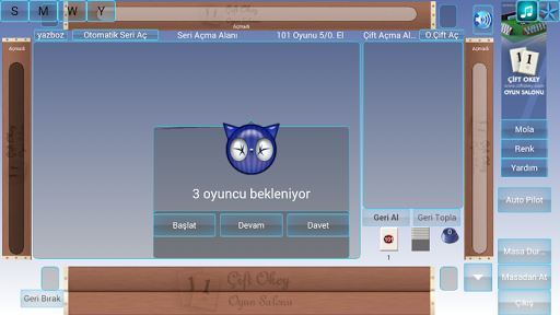 101 Okey Domino hakkarim.net screenshots 3