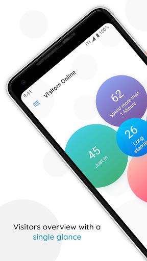 Zoho SalesIQ - Live Chat App screenshots 1