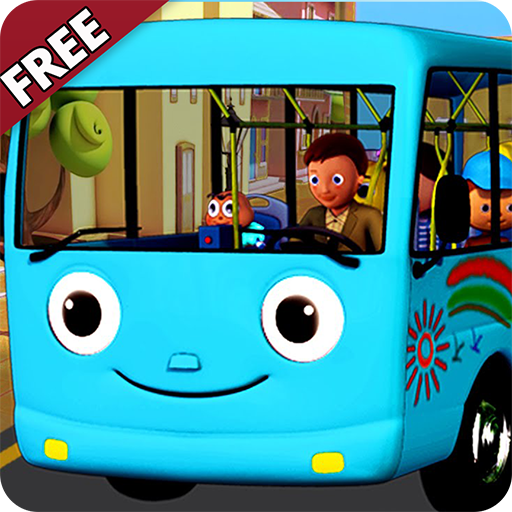 Wheels on the Bus Kids Song (app)