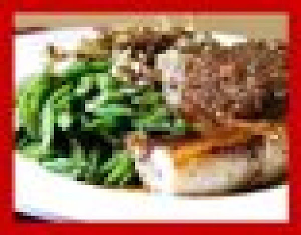 Balsalmic Sauteed Green Beans Recipe
