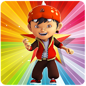 Legend of Boboiboy Bubble
