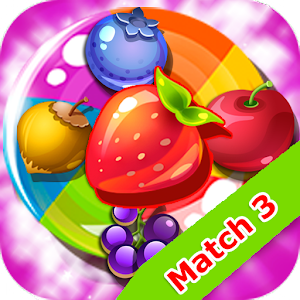 Farm Fruit: Heroes Match 3