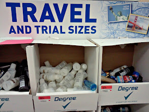Photo: So My Friend Bernand is about adventures, when traveling having travel sizes is a must!