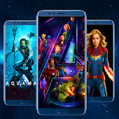 4K Superhero Wallpaper Android APK Download Free By A2Z Creation