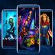 4K Superhero Wallpaper APK