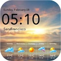 Weather and Radar icon