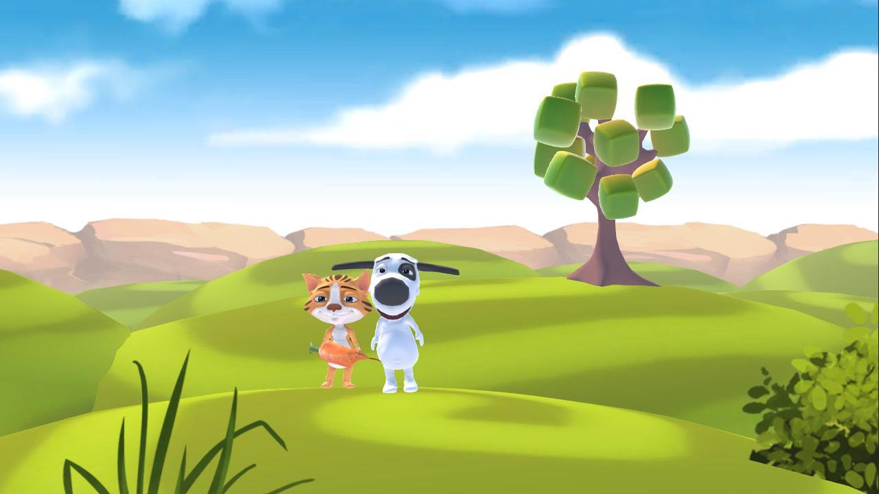 Play baseball country too cute- screenshot