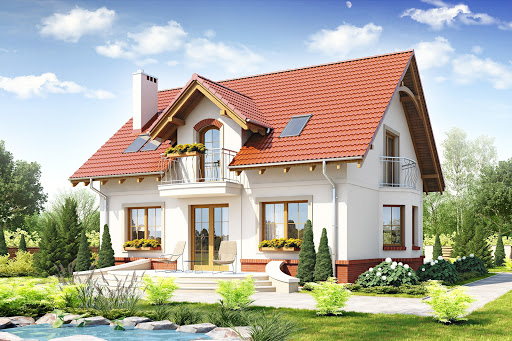 projekt Dom Dla Ciebie 1 bez garażu B