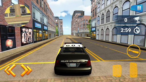 American Police Car Driving 8 screenshots 5