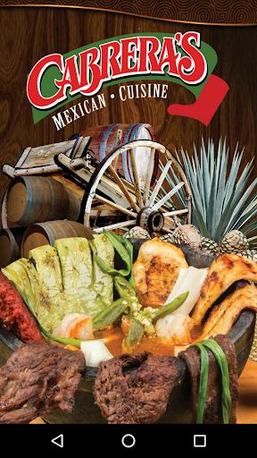 玩免費遊戲APP|下載Cabrera's (Mexican-Cuisine) app不用錢|硬是要APP