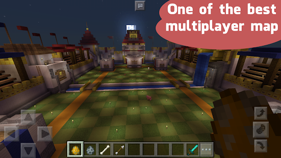 Craft Royale Map for MCPE - náhled