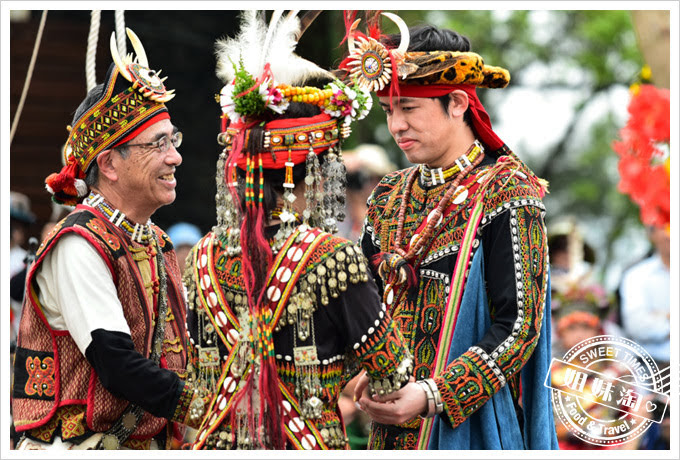 南島族群婚禮