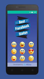 Best Facebook Status - náhled