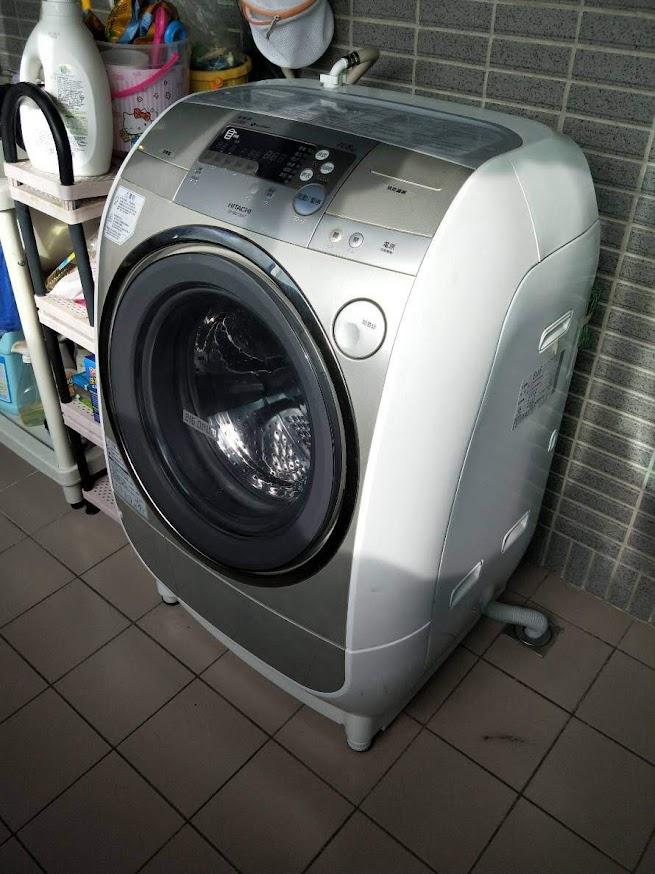 好朋友中正二手家具中正二手滾筒式洗衣機