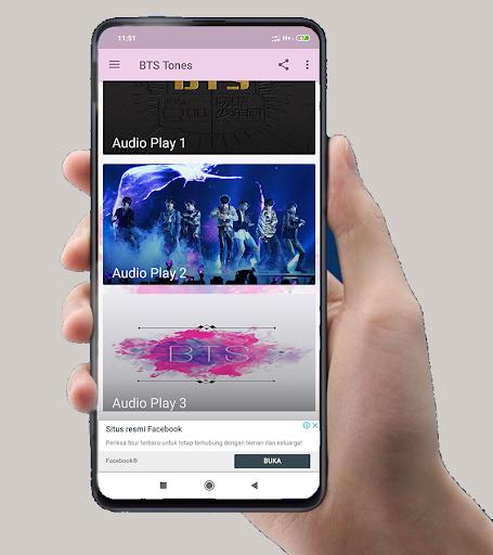 BTS All Ringtones 3.0 screenshots 2