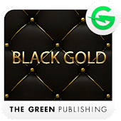 Black Gold for Xperia™ Icon