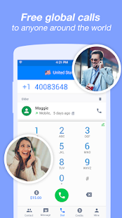 Free Text & Free Call & Text Free - náhled