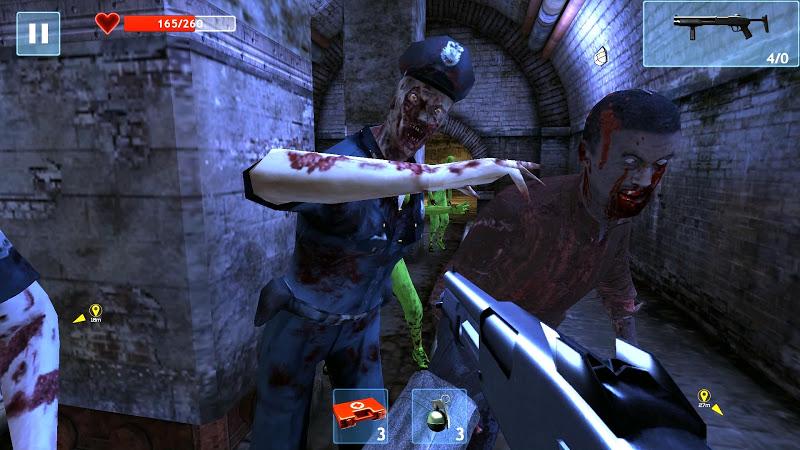 Zombie Objective Screenshot 4