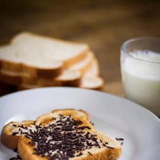 Hagelslag Toast.