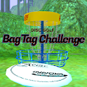 Disc Golf Bag Tag Challenge icon