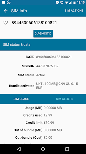 PodM2M Mobile Alerts- screenshot thumbnail