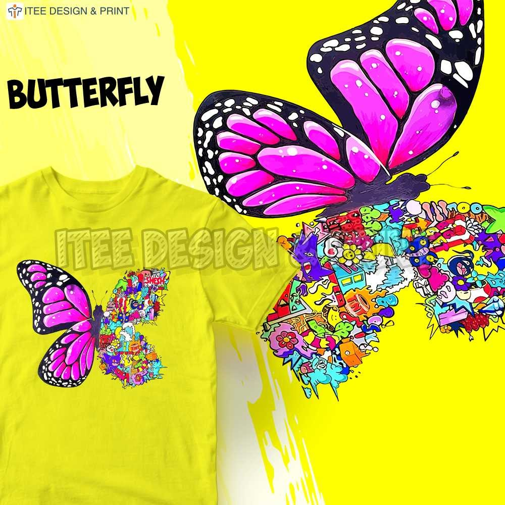 Doodle Butterfly