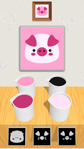 Paint Puzzle 3D screenshot 7