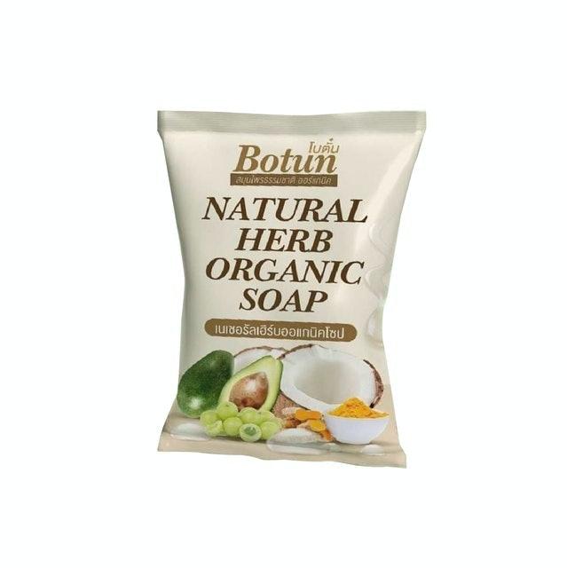 3. สบู่ออแกนิค Botun Natural Herb Organic Soap