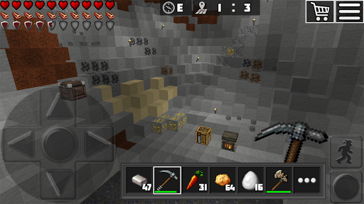 WorldCraft : 3D Build & Craft 3.0 screenshots 14