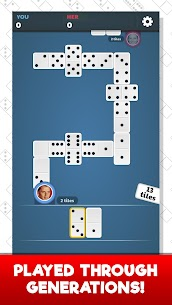 Dominoes Jogatina: Classic and Free Board Game 3