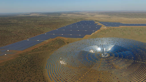 Commercial operation at the Redstone Concentrated Solar plant is scheduled to start in Q4 2023.