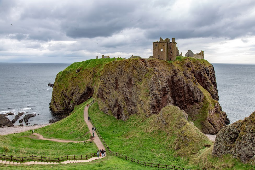 Dunnottar Castle, Szkocja