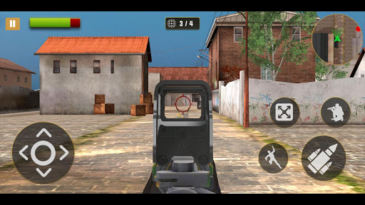 Fps Battle 3d 2020 - gun shooting 10.6 screenshots 4