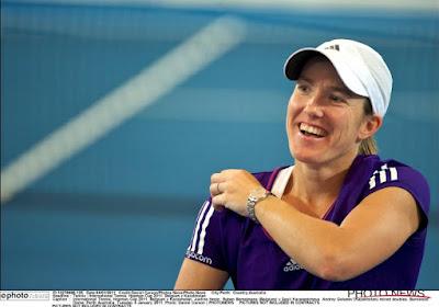 Justine Henin laat er geen twijfel over bestaan en plant geen comeback in zoals Kim Clijsters