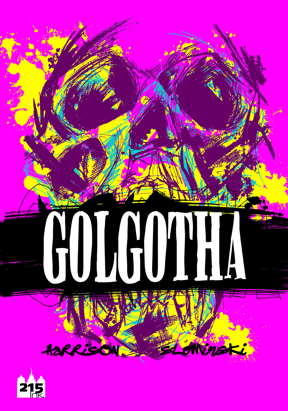 Golgotha - Available in Previews April 2013