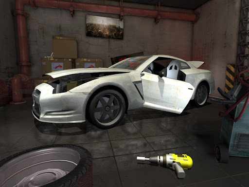 Fix My Car: Garage Wars! LITE screenshots 10