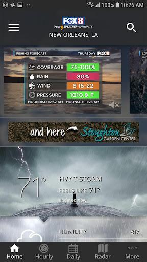 FOX 8 Weather 5.0.501 screenshots 1
