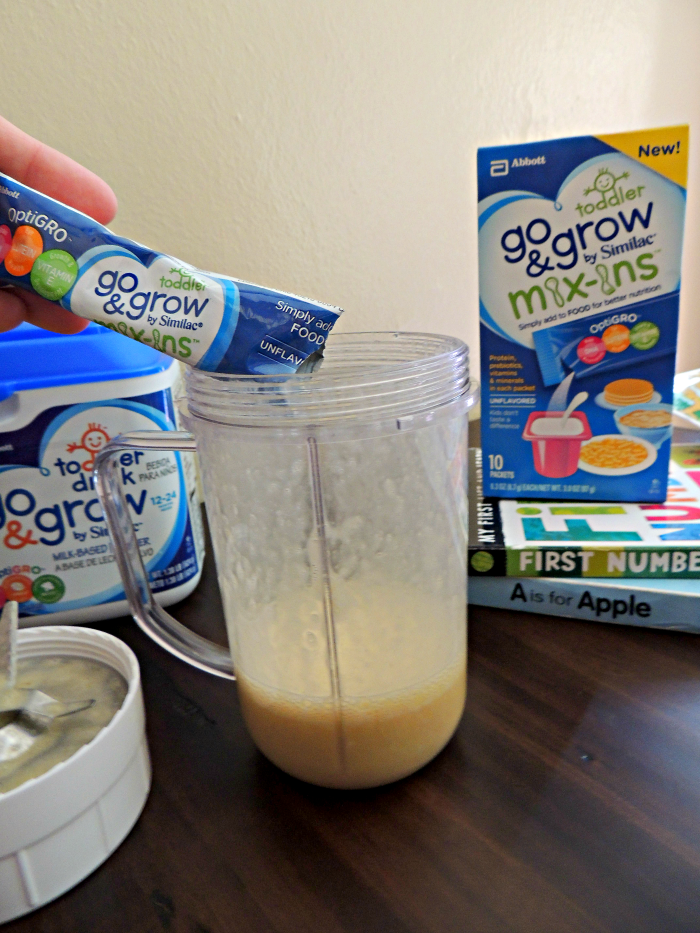 Super Easy Funny Face Pancakes #NutritionintheMix #Walmart #ad add it in.png