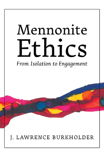 Mennonite Ethics cover