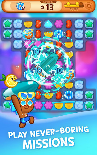 Cookie Run: Puzzle World 2.0.0 screenshots 2
